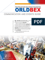 WORLDBEX 2020 Com and Events Guide