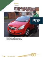 staffordshire CPEAnnualReport2010