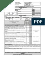 Planilla de Beca de Estudio 2019-2020