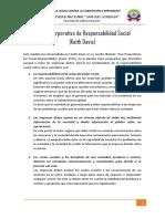 KEITH DAVIS -Modelo Corporativo de Responsabilidad Social