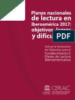 Planes Lectura Iberoamerica2017
