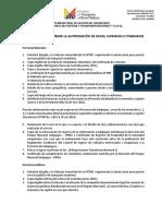RECATEGORIZACION RUTAS ITINERARIOS SPTMF