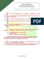 3.2 - Ficha de Trabalho - Tipos de Rochas e Ciclo Das Rochas (2) - Soluções
