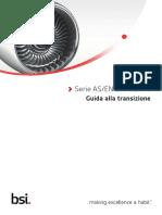 Serie AS_EN 9100_2016. Guida Alla Transizione