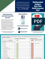 Short Term Health Insurance Brochure_Website