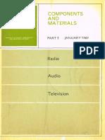 Philips 1969-01 CM3 Radio-Audio-Television 939916106901