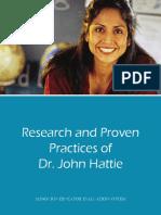 10 Research ProvenPracticesHattie. BAGUS