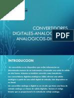 6 Convertidores Digitales Analogicos