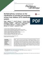 UTD classification