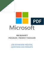 Microsoft interview