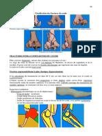 Fracture de La Palette Humérale (Coude)