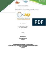 Unidad 2. Etapa 3 - Definir el objetivo, alcance del ACV y análisis del inventario
