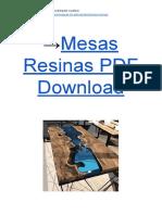 → Mesas Resinas PDF Download