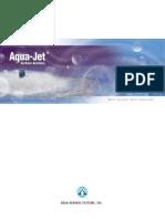 AquaJet Brochure