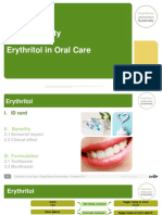 Erythritol OralCare External 30102018