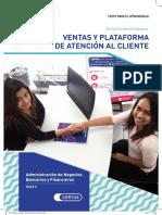 Ventas y Plataforma para Atencion al Cliente