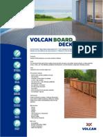 Ficha Volcanboard Deck