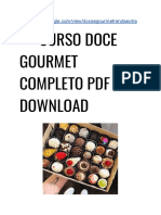 → Curso Doce Gourmet Completo PDF Download