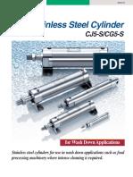 CG Steel Cilinders