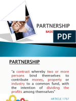 1Partnership Basic Concepts