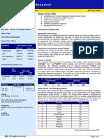 Cantabil IPO Analysis