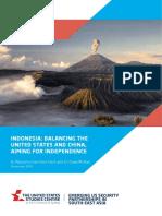 Indonesia Balancing US and China November 2015 MacArthur Indonesia ONLINE