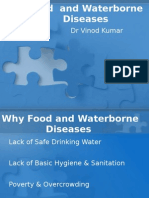 Food and Waterborne Diseases