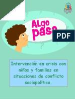 Intervención en Crisis en Situaciones de Conflicto Social (1)