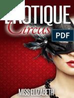 Erotique Circus - Tome 1 - Miss Elizabeth
