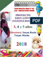 DOCUMENTOS ADMINISTRATIVOS 2018 INSTITUCIONES EDUCATIVAS EDUCACION INICIAL 865 SPG.docx