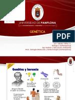 GENETICA Segundo Corte