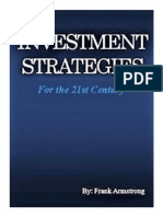 Investment Strategies for 21st Century Entire Book