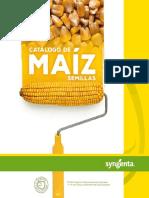 Catalogo Syngenta Semillas Maiz
