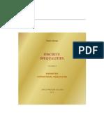 Cirtoaje v Discrete Inequalities Volume 3