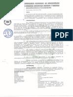 Resolución Liquidación de Obra 251-2014-GM-MPH