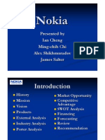 Pp Nokia Strategic Plan