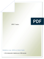 SFDC Basics