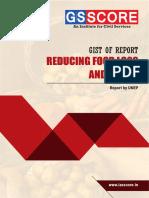 Food Loss Report