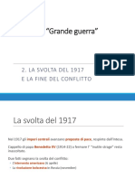 Svolta1917 - Fine Guerra