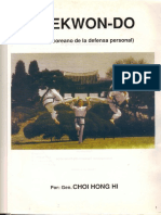 General Choi Hong Hi - TAEKWON-DO - El arte coreano de la defensa personal.pdf