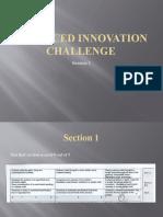 advanced innovation challenge re-sit 2010