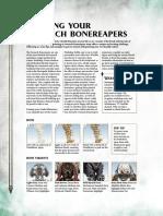 Painting Bonereapers