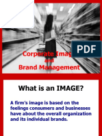 Corporate Image & Branding