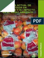 Informe sobre la realidad del consumo de plástico en Colombia