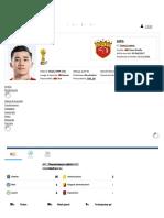 Binbin Chen - Profilo Giocatore 2019 _ Transfermarkt