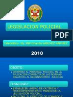 Clase Leg. Policial
