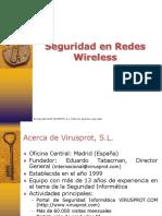 Wireless - Seguridad