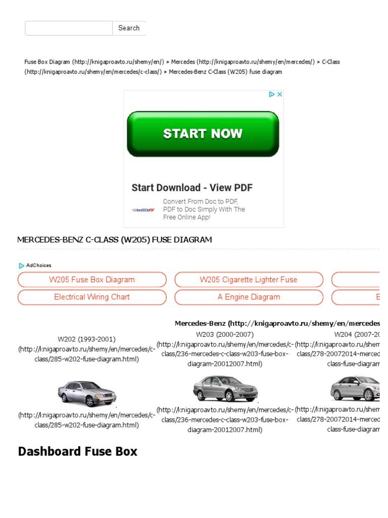 Mercedes Sprinter 311 Wiring Diagram Pdf