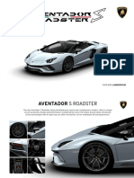 Avent adorable Lamborghini