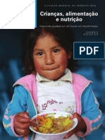 Relatório Unicef 2019
